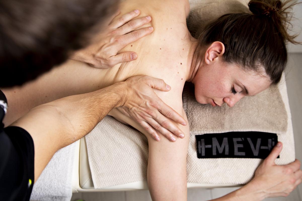Massofisioterapia e rieducazione posturale: scopri i servizi di MÈV Lab